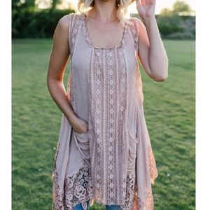 Dresses & Skirts - Pretty Angel Tahiti Sleeveless Tunic Dress